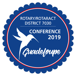 Rotary/Rotaract District 7030 - Conference 2019 - Guadeloupe
